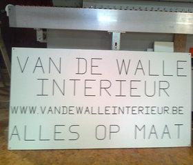 VAN DE WALLE INTERIEUR - Aalter - CNC FREESWERKEN
